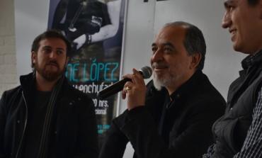 Jaime López, en divo y enchufado en el Lunario del Auditorio Nacional