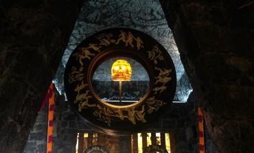 Betsabeé Romero dedica la ofrenda del Museo Anahuacalli a la migración
