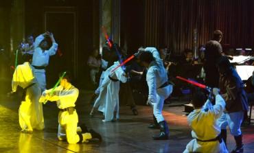 ¡Mañana es el día! Star Wars en el Palacio de Bellas Artes