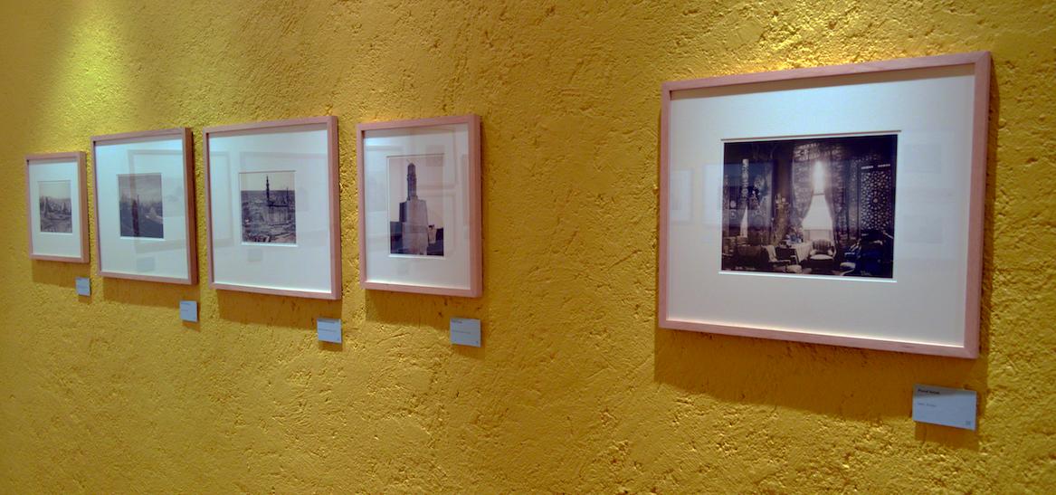Acércate al misticismo del Oriente con las decimonónicas fotografías de los Jardines de arena en el MAF