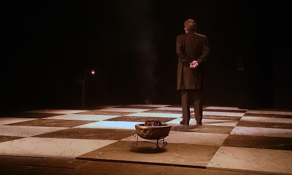 El último encuentro: Cuestiones morales en torno a la verdad con la Compañía Nacional de Teatro