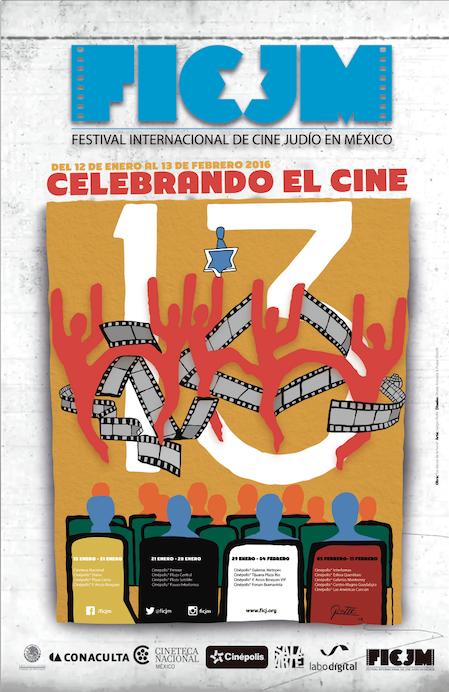 El Festival de Cine Judío llega a su edición 13