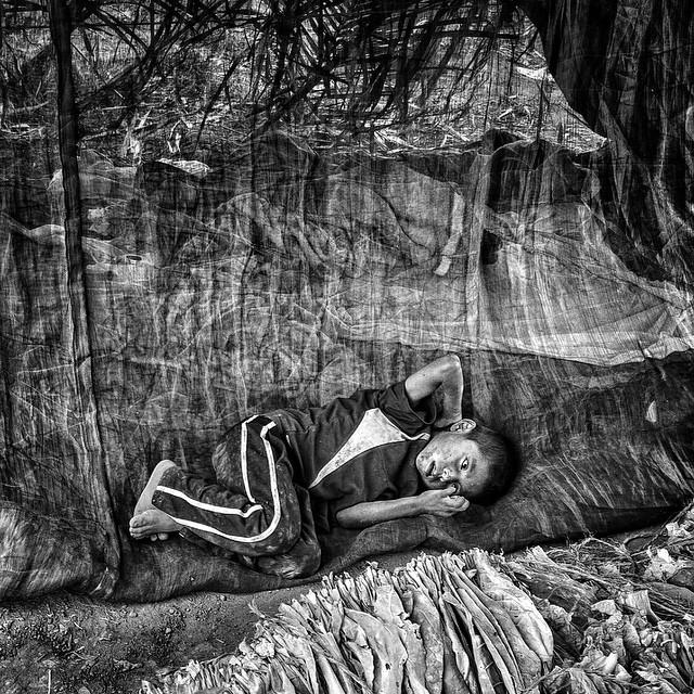 Los huicholes del tabaco, a través de la lente de César Rodríguez