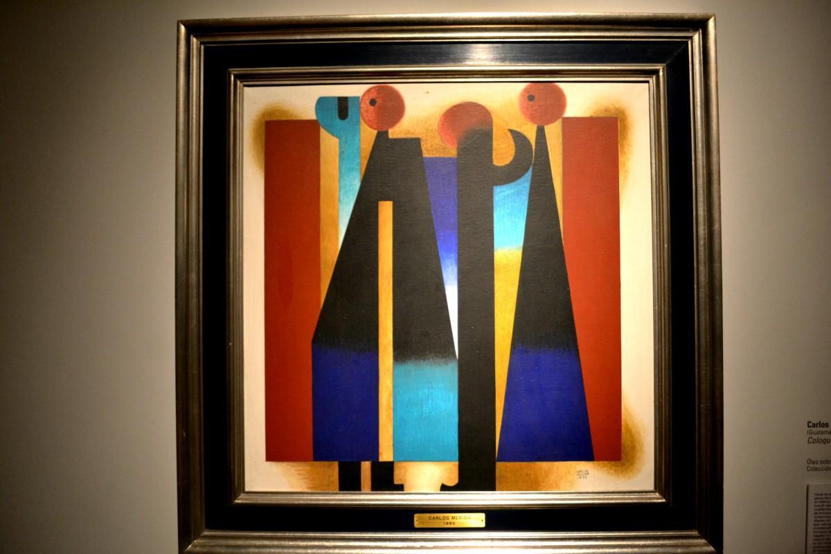 El arte abstracto de la posguerra en el Museo de Arte Moderno