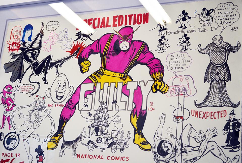 Arte joven de calidad en la #CDMX en Salón Acme