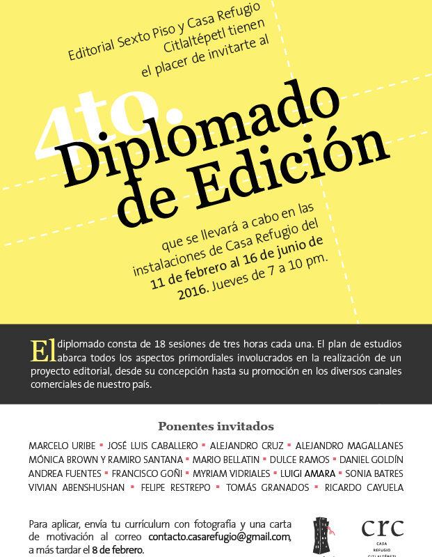 #LunesDeLibros El oficio de editor no implica sólo leer