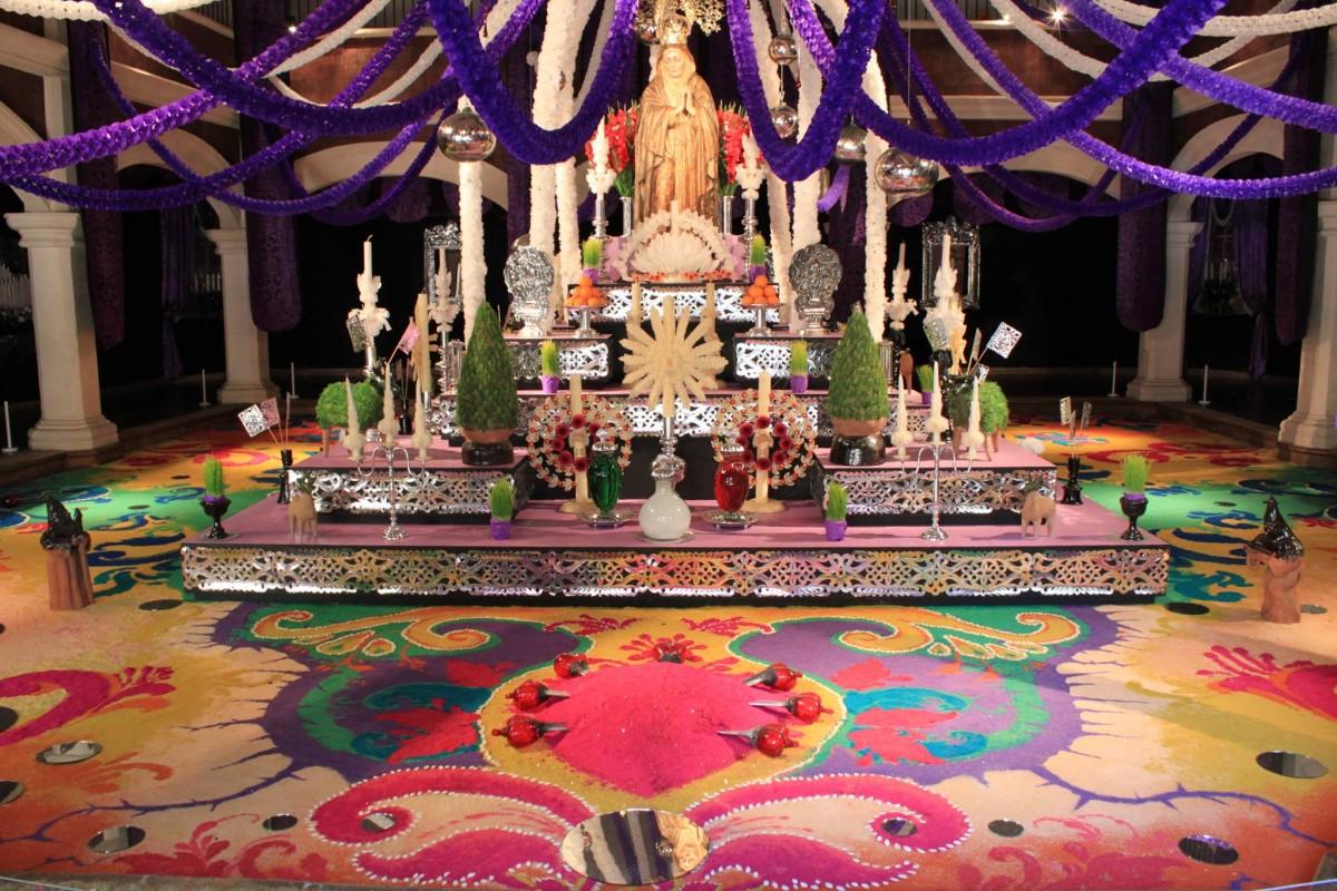 Aprovecha la Semana Santa. ¡Vive las tradiciones de esta época en el Museo Dolores Olmedo!