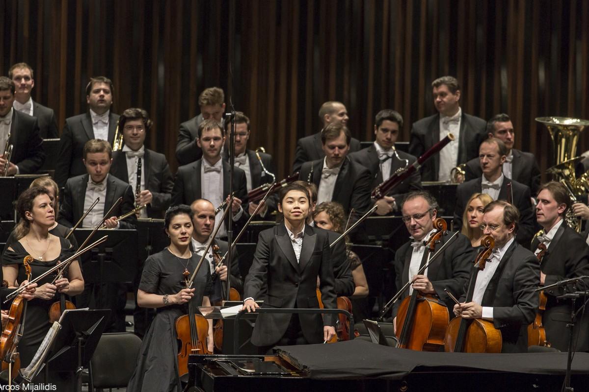 La quintaesencia de los clásicos rusos con la Mariinsky y la revelación de una joven promesa