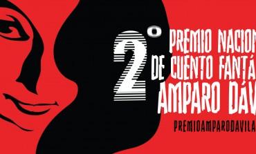 ¡Participa en el 2do. Premio Nacional de Cuento Fantástico Amparo Dávila