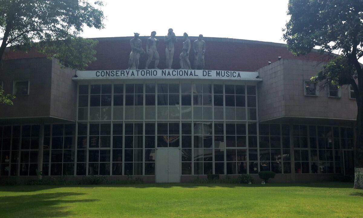 Conservatorio nacional de m sica arte y cultura for Conservatorio de musica