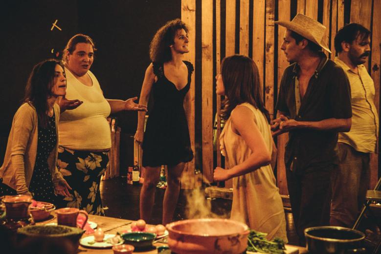 La dramaturgia culinaria de Vaca 35 Teatro recuerda a los desaparecidos