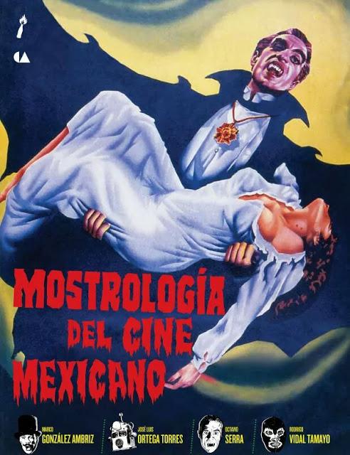 Peluches, alimañas, vampiros y otros seres del cine mexicano compilados en una guía