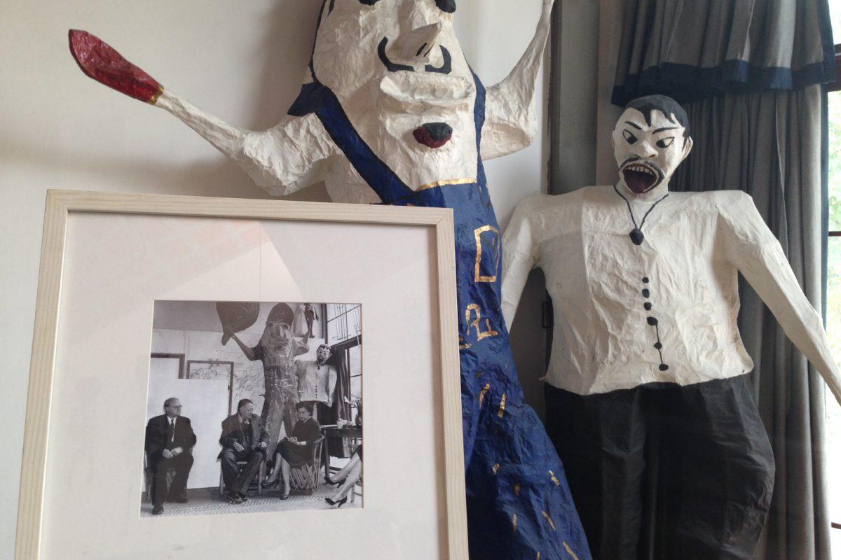 Antes de internet, los artistas se comunicaban con cartas. Conócelas en el Museo Casa Estudio Diego Rivera