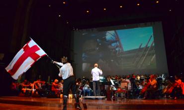 Música para Shakespeare con la Orquesta Sinfónica Nacional
