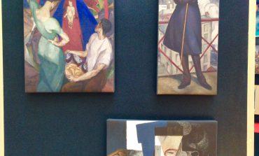 Diego Rivera sale del Anahuacalli y llega a Galerías Insurgentes