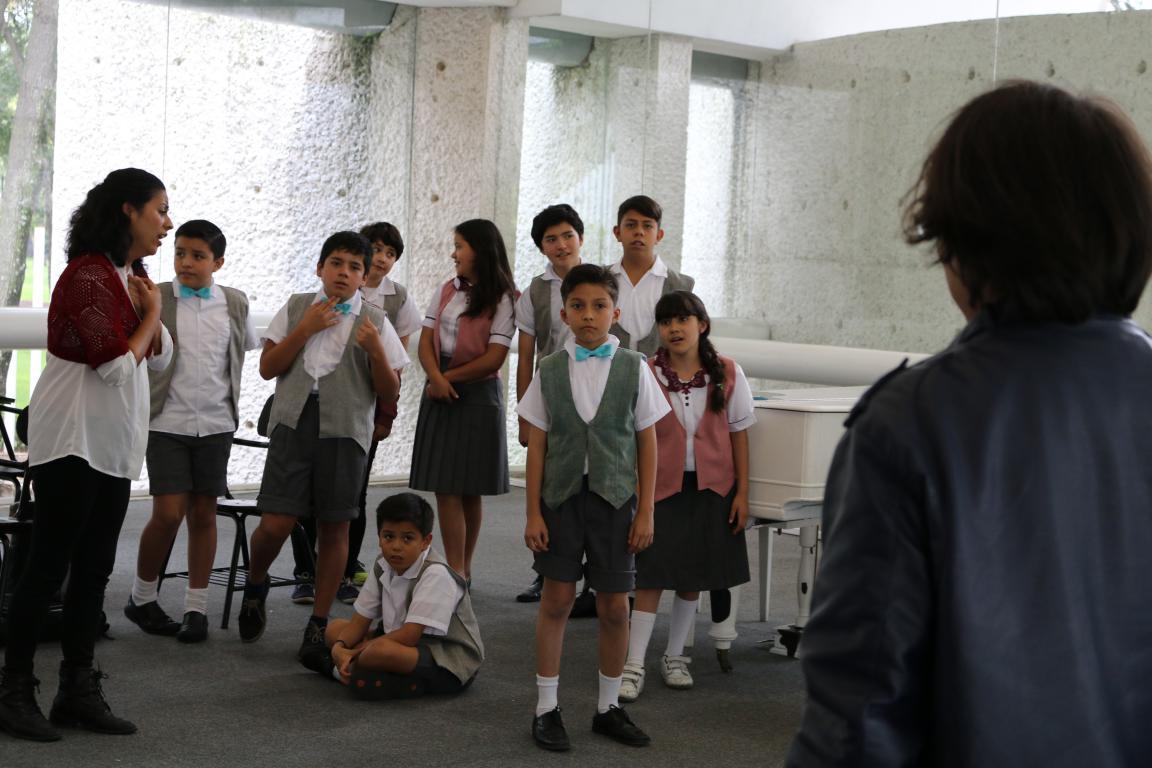 Esta es la historia de un niño que creció muy rápido… ¡y es una ópera para niños!