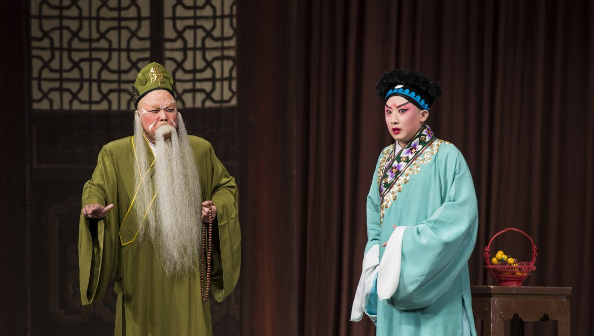 ¡Vive una historia de leyenda con la Ópera de Pekín en el Palacio de Bellas Artes!
