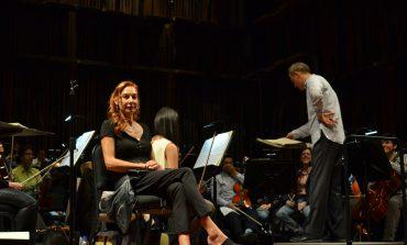 Música satírica y de tinte político con Ute Lemper y la OSN en el Palacio de Bellas Artes
