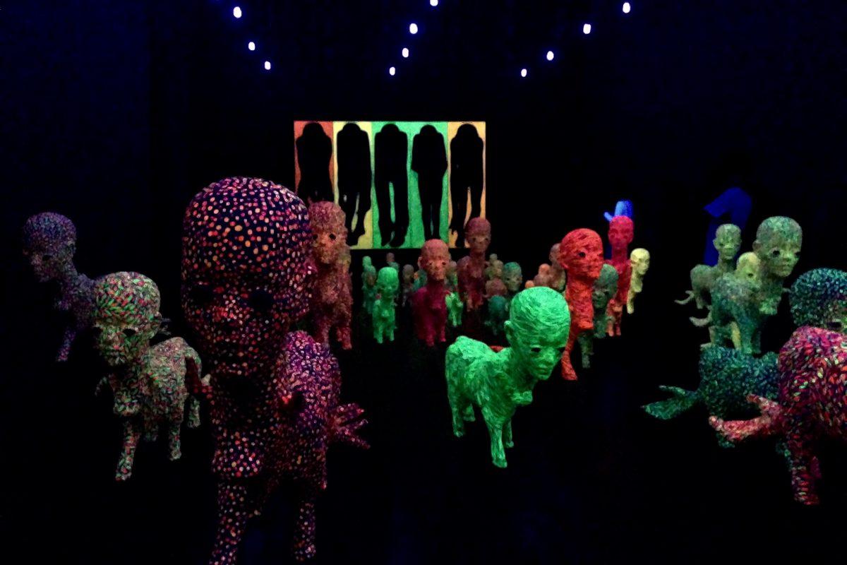 Confronta a tus sueños con los personajes oníricos de Rubén Maya, en el Museo de la Ciudad de México