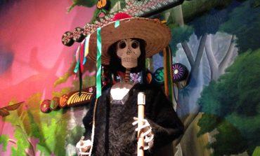 ¡La Catrina se va de fiesta a Xochimilco!