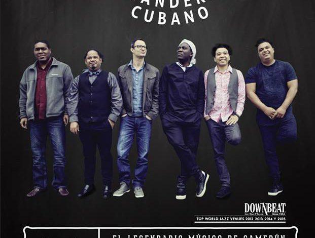 Desde Camerún: Richard Bona & Mandekan Cubano en el Zinco Jazz Club