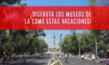 ¡Visita los museos de la CDMX estas vacaciones de Semana Santa!