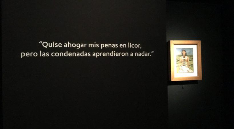 Un recorrido íntima por las motivaciones de Frida Kahlo