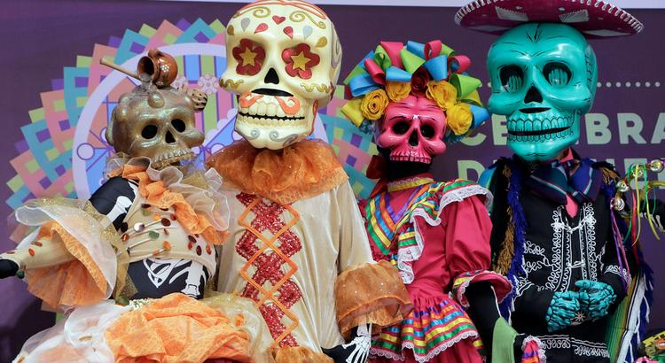 ¡Gran fiesta de Día de Muertos en la CDMX!