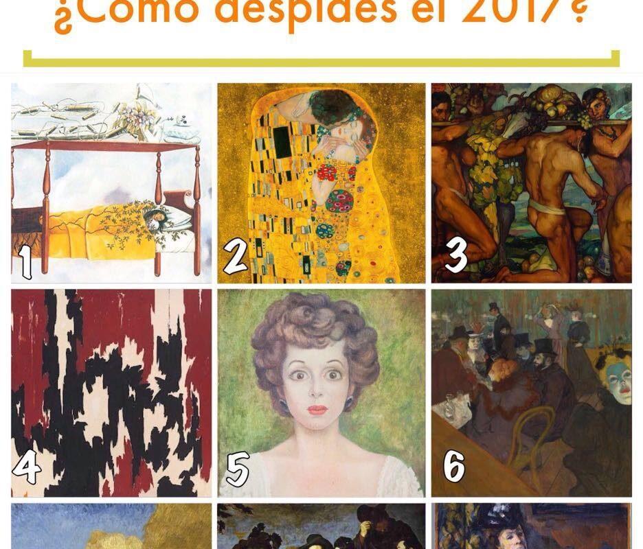 El arte detrás del meme: despidiendo el 2017
