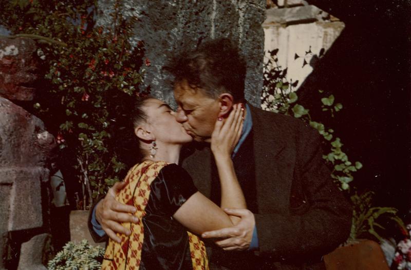 Una mirada a la vida íntima de Diego y Frida