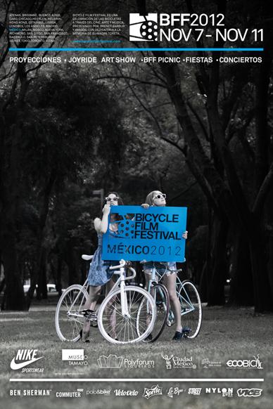 Al cine, en bicicleta: Bicycle Film Festival