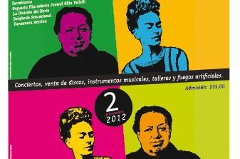 Música para celebrar a Diego Rivera, en el Anahuacalli
