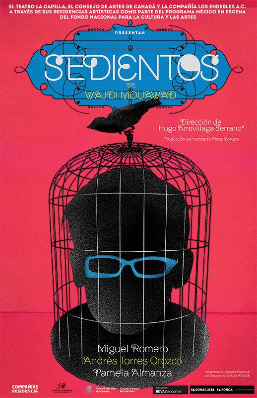 """Corta temporada de """"Sedientos"""", de Wajdi Mouawad en el Teatro La Capilla"""