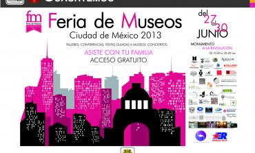 Los museos salen a la calle, en la Feria de Museos, del 27 al 30 de junio
