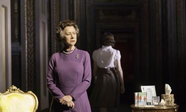 Helen Mirren vuelve al @LunarioMx como la Reina de Inglaterra, en The Audience