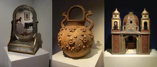 El coleccionismo para preservar el patrimonio, en el Museo de Arte Popular