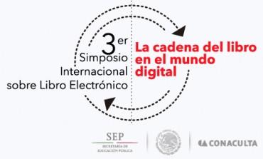 Debaten sobre el libro electrónico, del 10 al 13 de septiembre