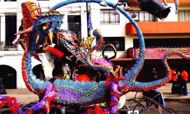 Inunda tus ojos de criaturas multicolores con los Alebrijes Monumentales