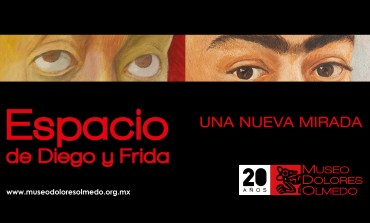 ¡Vuelven Frida y Diego al Dolores Olmedo!