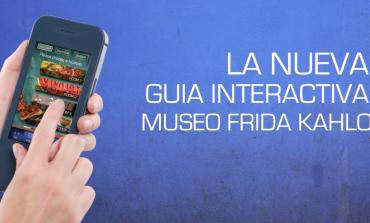 El archivo del Museo Frida Kahlo en la palma de tu mano, a través de su guía interactiva
