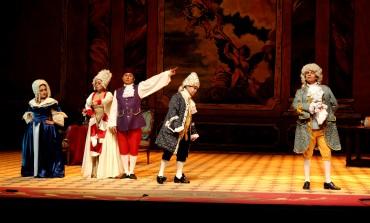 """La rivalidad entre dos sopranos a escena, en """"El empresario"""", ópera cómica de Mozart"""