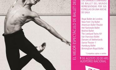 22 estrellas mundiales de la danza, convocados por Isaac Hernández, se reúnen en Despertares