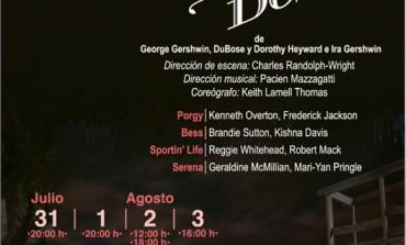 Porgy and Bess: una gran orgía melódica, en el Palacio de Bellas Artes