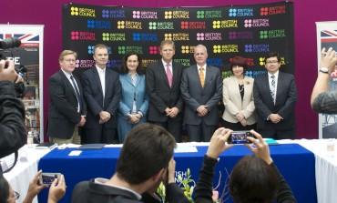 ¡Ya es un hecho! Reino Unido será el invitado de honor de la FIL Guadalajara en 2015