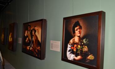 ¡No es imposible! Leonardo, Rafael y Caravaggio llegaron al @cenartmx
