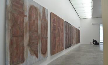 Diseño, literatura y pintura se unen gracias a Vicente Rojo, en el @muac_unam
