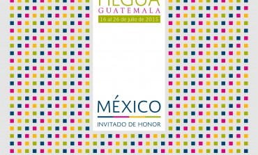 México, invitado de honor a la Feria Internacional del Libro de Guatemala