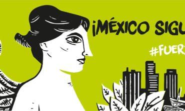 Un homenaje al corazón de los mexicanos #FuerzaMéxico
