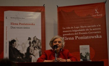 #LunesDeLibros Elena Poniatowska recupera la historia de Lupe Marín