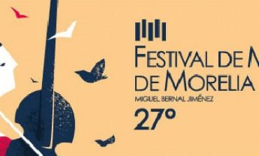 Una gran fiesta sonora, en el 27 Festival de Música de Morelia